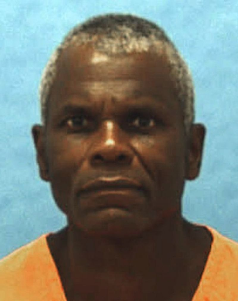 Florida executes John Ferguson convicted in eight slayings