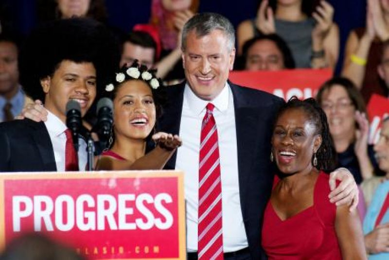 Daughter of NYC mayor-elect discloses substance abuse