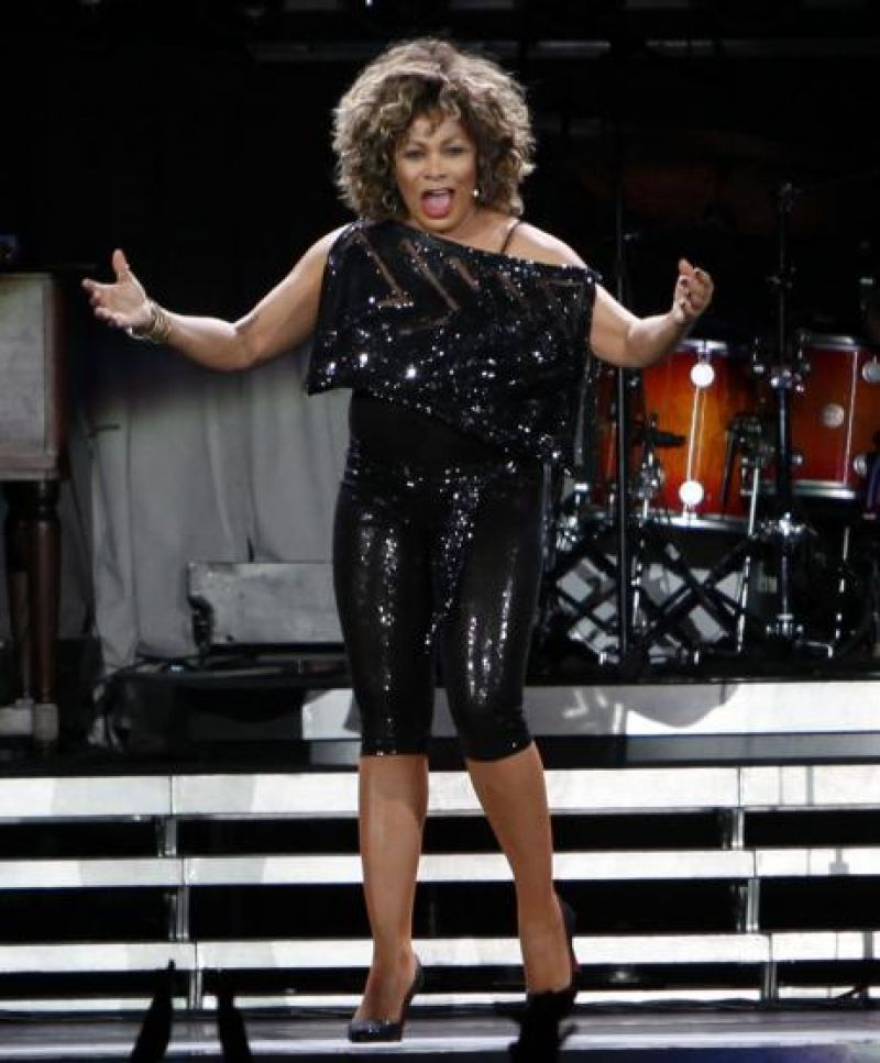 Tina Turner marries longtime beau Erwin Bach