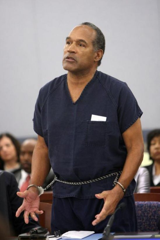 OJ Simpson makes bid for early release from prison
