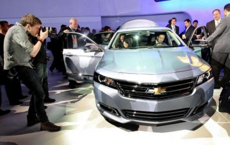 Chevrolet Impala wows Consumer Reports